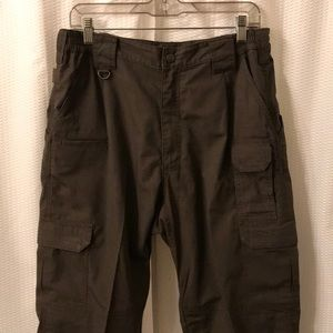 34/32 olive drab 5.11 Tactical Series pants